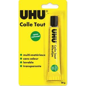 Tube de colle multi-matériaux Flex & Clean - UHU - 20g