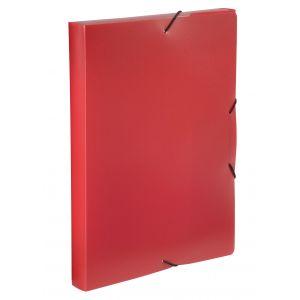 Boîte de classement - VIQUEL - A4 - Dos 30 mm - Rouge
