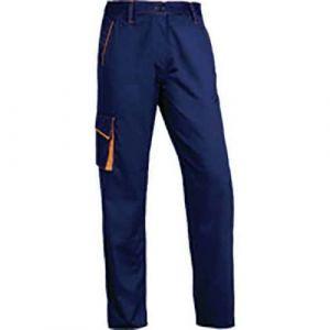 Pantalon Panostyle bleu marine M,