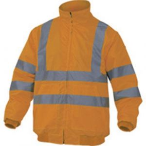 Blouson Renohv orange fluo XXL,