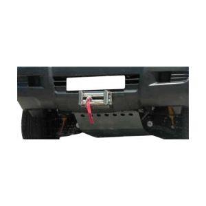 SUPPORT DE TREUIL TOYOTA J120 BOITE AUTO - accessoires 4X4 MISUTONIDA