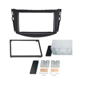 Kit integration 2 DIN TOYOTA RAV4 2005-2013 NOIR
