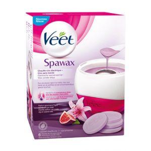 Epilateur à cire Veet SPAWAX KIT