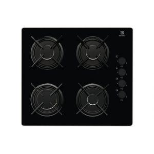 plaque 4 gaz electrolux comparer 59 offres. Black Bedroom Furniture Sets. Home Design Ideas