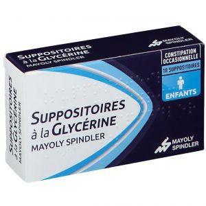 Mayoly Spindler Suppositoires à la Glycérine