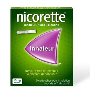 Nicorette inhaleur 10 mg