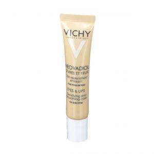 Vichy Neovadiol GF soin densifieur defroissant contours lèvres et yeux