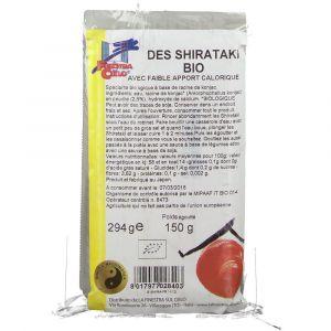 Shirataki Nouilles + Sauce Bio
