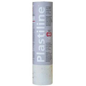1755T - 1 kg de Plastiline dureté 55, coloris gris