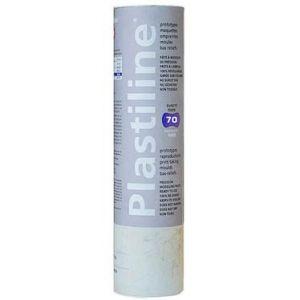 1170T - 1 kg de Plastiline dureté 70, coloris ivoire