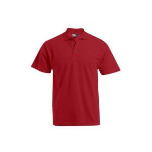 Polo Premium homme, XXXL, rouge feu
