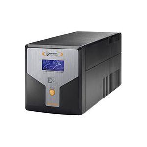 Onduleur On-Line Infosec E2 LCD - 1000 VA - 4 prises