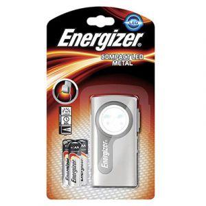 Lampe de poche Energizer à Led - boîtier métal