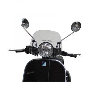 Bulle Malossi transparente Vespa PX 80, 125, 150, 200 cc