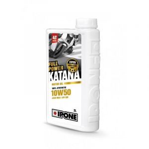 Huile moteur 4T Ipone Full Power Katana 10W50 2L