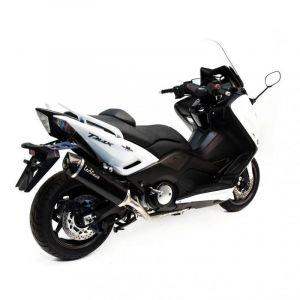 Ligne complète Leovince Nero pour Yamaha T-Max 530