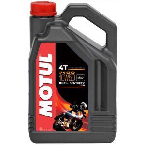 Huile moteur 4T Motul 7100 10W50 4L