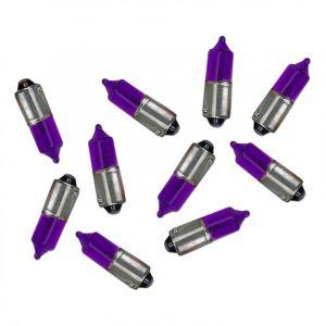 Ampoule clignotant 12V 23W ou 10W - BA9S  - 10WOrange