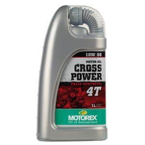 Huile Moteur 4T Motorex Cross power 10w50 1l