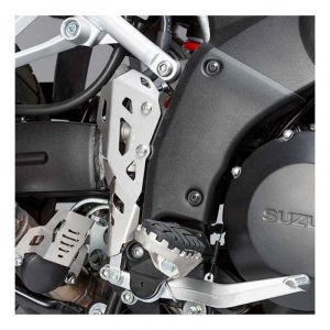 Protection de maître cylindre SW-MOTECH gris Suzuki V-Strom 1000 14-