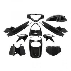 Kit carrosserie Honda SH 125/150 2006 noir (10 pièces)