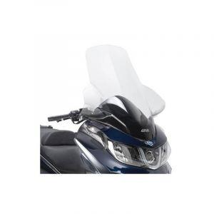 Bulle Givi incolore Piaggio X10 125-350-500 12-14