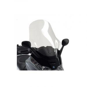 Bulle Givi incolore Piaggio X8 125-150-200-250-400 04-10