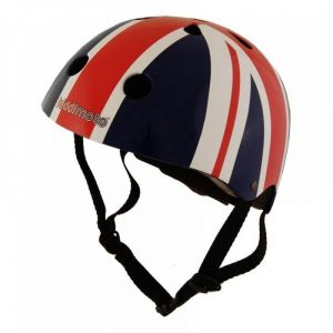 Casque enfant Kiddimoto Union Jack - M (53-58 cm)