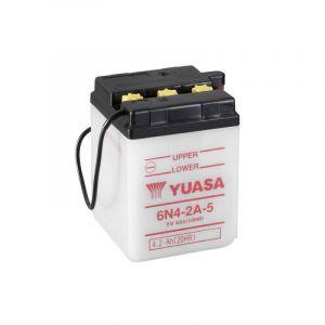 Batterie Yuasa 6N4-2A-5 6V 4Ah