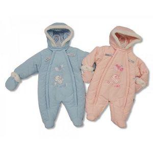 Combinaison Bébé fille où garçon de naissance à 6 mois