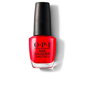 OPI NAIL LACQUER #NLN25-big apple red 15 ml