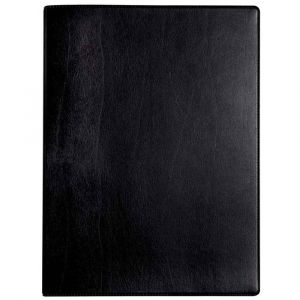 Agenda Exacompta journal 17 Barbara 170x120 noir