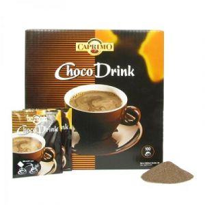 Boite de 100 Sachets de Chocolat en poudre CAPRIMO Choco Drink