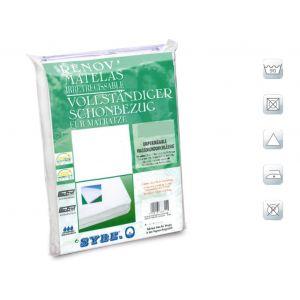 Housse matelas 120 x 190 comparer 129 offres - Housse matelas integrale impermeable ...
