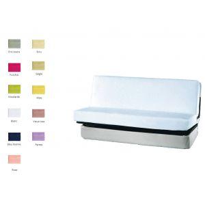 housse de clic clac ecru comparer 21 offres. Black Bedroom Furniture Sets. Home Design Ideas
