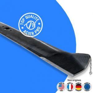 Lame tondeuse pour MTD 450. N° 942-04058. Coupe 76,2 cm - Neuf