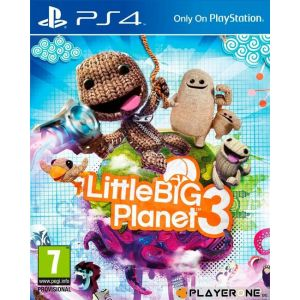 Little Big Planet 3 - Neuf