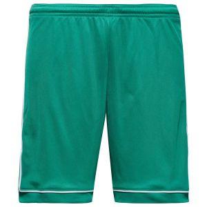 adidas Short Squadra 17 - Vert/Blanc