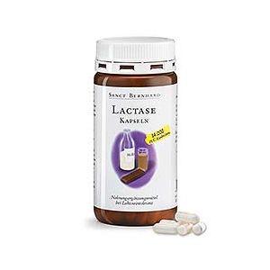 Lactase Enzyme Capsules 14,000 FCC-units/capsule