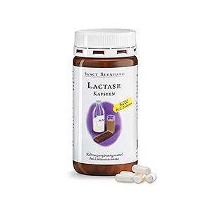 Lactase Enzyme Capsules 6,000 FCC-units/capsule