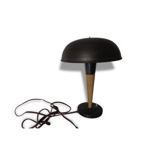 Lampe chanpignon Style Art Déco