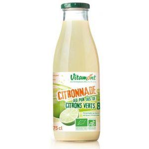 CITRONNADE au Citrons Verts Bio