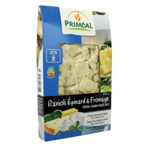 RAVIOLI Epinard & Fromage Bio