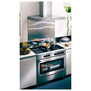 Hotte broan 90 cm comparer 23 offres for Credence inox 90