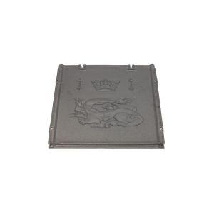 06676 SUPRA plaque dâtre Fonte