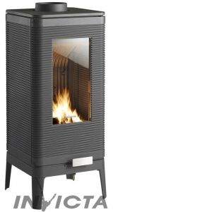 Poele a bois invicta 7 kw comparer 38 offres for Poele a bois invicta 7 kw