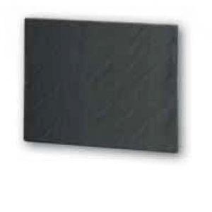 Taque en fonte Plaque lisse petit modèle invicta 69-1300 Pour cheminée ouverte