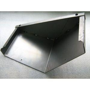 03060 SUPRA déflecteur Métal, en forme de V