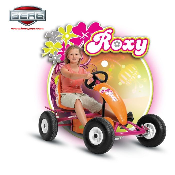berg toys kart p dales roxy af comparer avec. Black Bedroom Furniture Sets. Home Design Ideas
