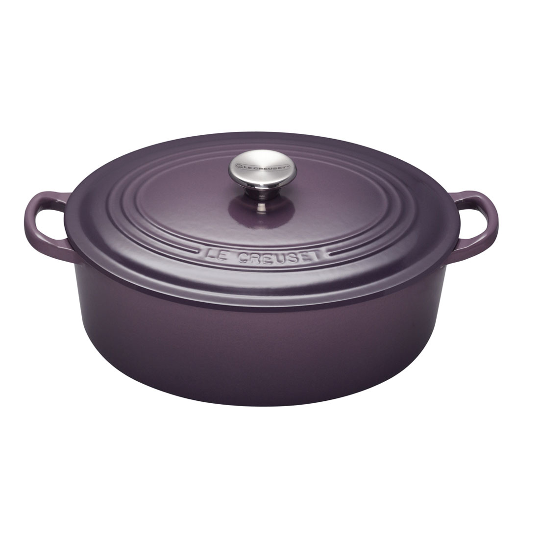 le creuset cocotte ovale tradition en fonte 29 cm comparer avec. Black Bedroom Furniture Sets. Home Design Ideas